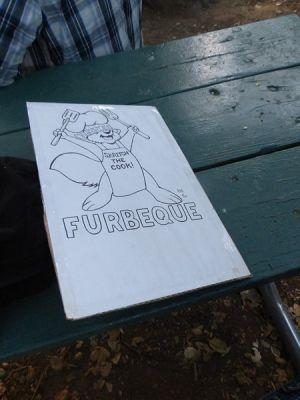 FurBQsign Lostwolf321