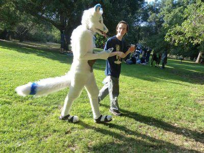 Takingastroll Lostwolf321