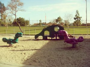 Playground in Boyar Park
