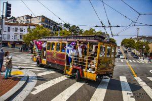 Santa Barbara Trolley Ride and Bar-B-Q @ Goleta Beach Park | Goleta | California | United States