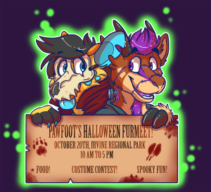 Pawfoot's Halloween Spectacular! @ Irvine Regional Park | Orange | California | United States
